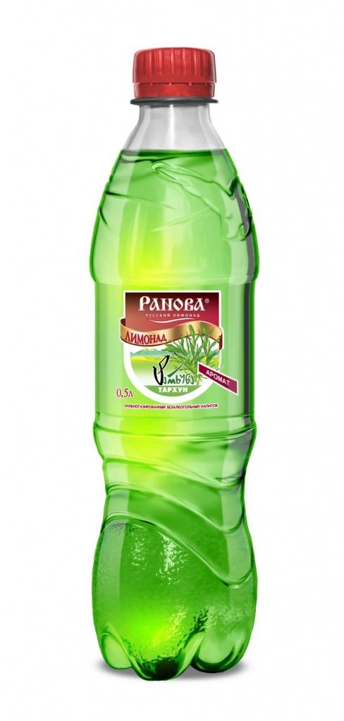 Лимонад Тархун 0,5 л.