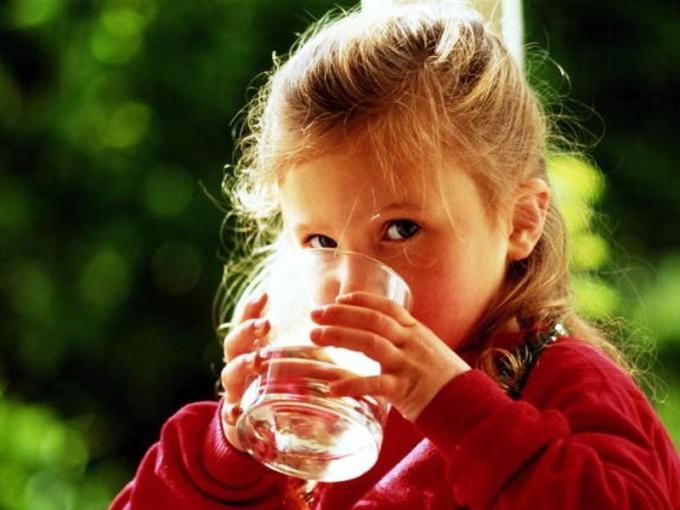 Можно ли детям минеральную воду?