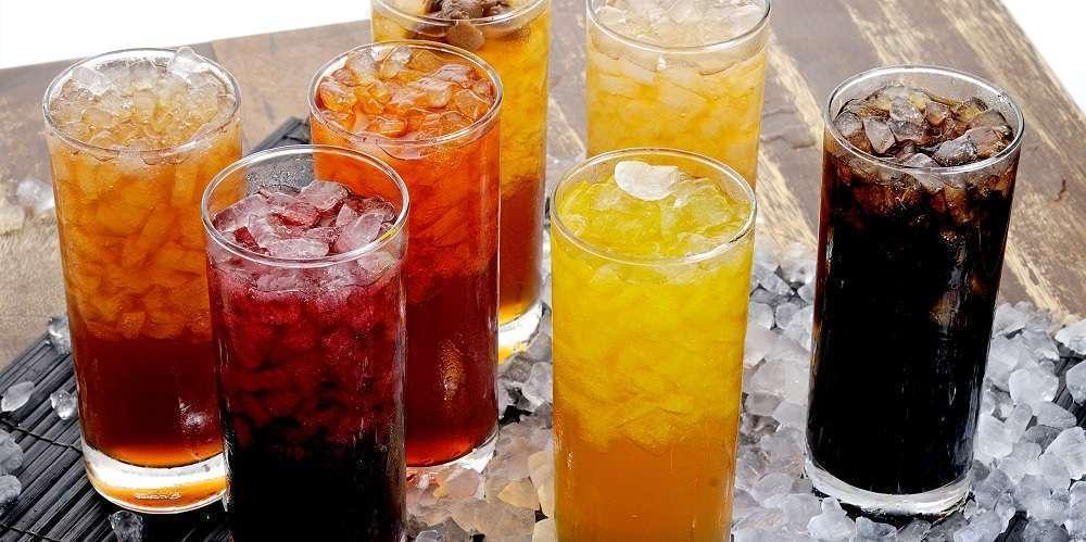 Виды безалкогольных напитков